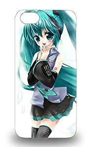 Brand New 5c Defender Case For Iphone Japanese Hatsune Miku