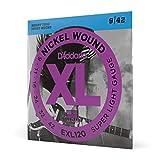 D'Addario EXL120 Nickel Wound Electric Guitar