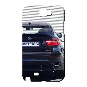 samsung note 2 Protection Plastic skin cell phone covers ac schnitzer bmw x6