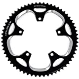 Driveline CNC 7075 Alloy 10/11 Speed Chainring 60T, BCD 130mm, Black #ST1352