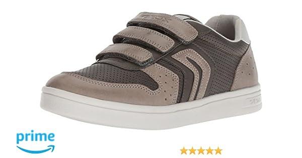 Amazon.com | Geox DJ Rock BOY 2 Sneaker Military 32 M EU Little Kid (1 US) | Sneakers