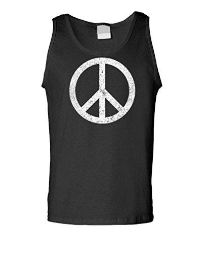 Peace Sign - Retro 70