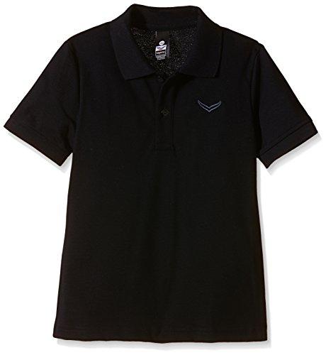 Piqué polo shirt Polo Hombre 046 Azul Mädchen navy qualität Trigema txqwg7aw