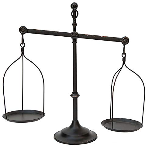 Decorative Antique Iron Balance Scale Replica (Iron Decorative)