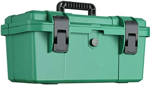 HLD ツールボックス多機能プラスチック家庭肥厚ハードウェアストレージボックスポータブル電気技師修理車 ツールボックス