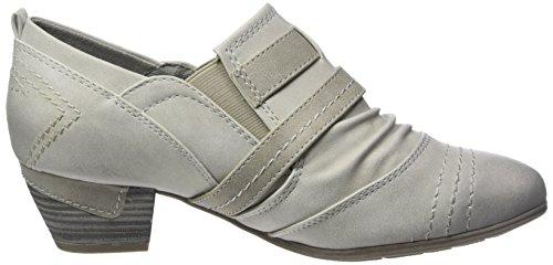 Softline Damen 24365 Slipper weiß (offwhite)