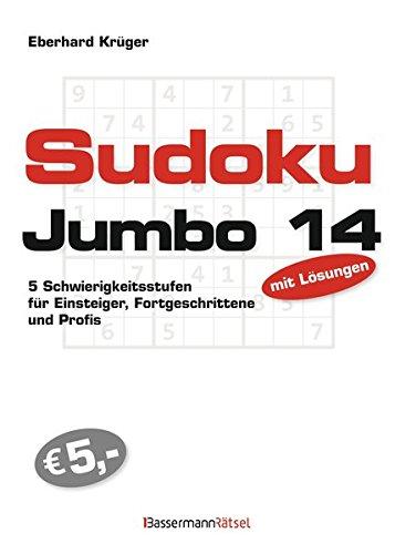 Sudokujumbo 14: 5 Schwierigkeitsstufen - für Einsteiger, Fortgeschrittene und Profis