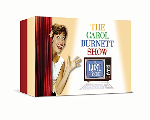 The Carol Burnett Shows: The Lost Episodes Ultimate Collection (22DVD) by Time Life