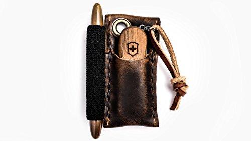 Micro Runt - Leather EDC Slip for Everyday Carry - Micro Slip