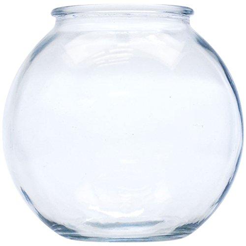 Anchor Hocking Glass Round Fish Bowl .5gal