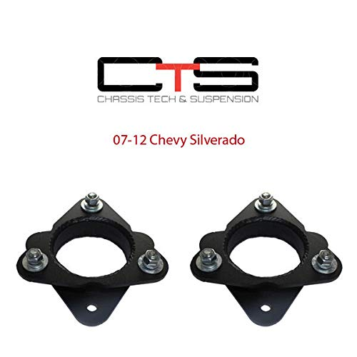 - Chassis Tech Carbon Steel Coil Spacer Block Lift Kit Front 3