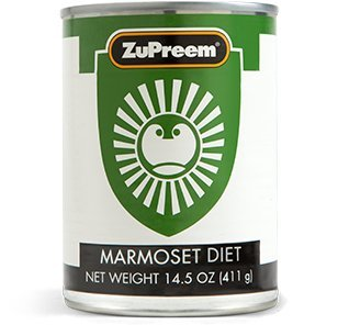 ZuPreem 12-Pack Marmoset Diet Food, 14.5-Ounce