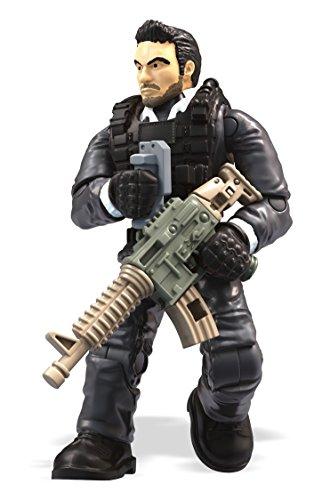 Mega Construx Call Of Duty Makarov Building Set