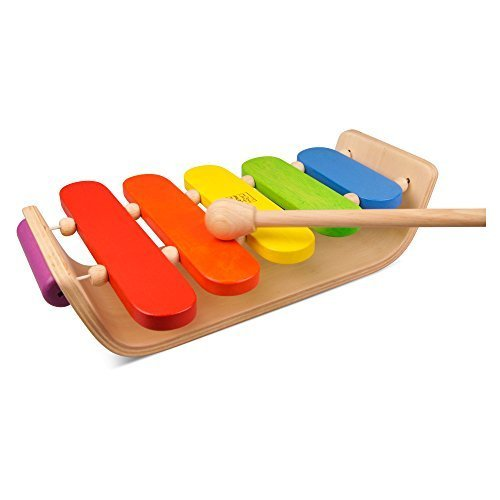 Plan Toy Oval Xylophone by PlanToys
