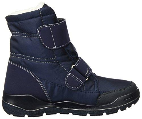 470812 blau Ricosta M Mädchen Stiefel 5 blau v01Izxq