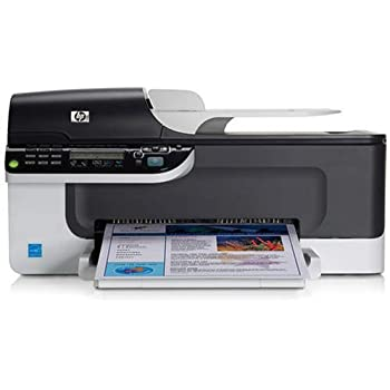amazon com hp officejet j4550 all in one printer electronics rh amazon com HP Photosmart HP Officejet All in One
