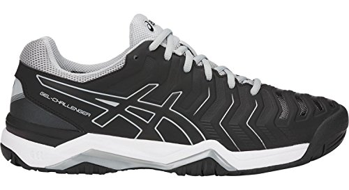 ASICS Men's Gel-Challenger 11 Black/Black/Mid Grey 14 D US (Stores That Sell Size 14 Mens Shoes)