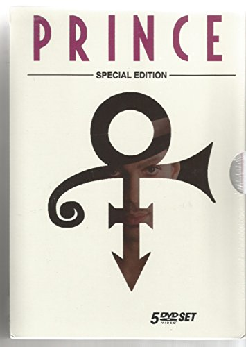 BOX PRINCE SPECIAL EDITION [5 DVDS - PURPLE RAIN AND LIVE CONCERTS] (Purple Movies Rain On Dvd)