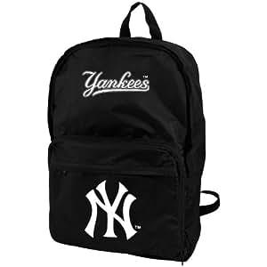 Amazon.com : MLB New York Yankees Foldaway Backpack, Small