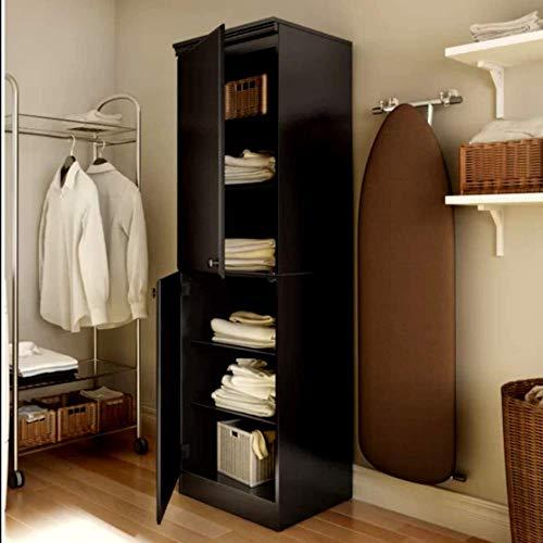Baby Armoire Wardrobe Closet Tall Narrow Corner Storage ...