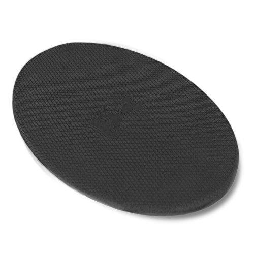 "RatPad Yoga Knee Pad - More Comfort for Joints and Elbows - Extra Cushion Beyond Your Yoga Mat - Compact - Complements Any Yoga Practice or Workout Routine - The Original Yoga Pad - 1"" Thick"