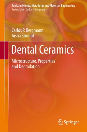 Dental Ceramics: Microstructure, Properties and Degradation (Topics in Mining, Metallurgy and Materials Engineering) Pdf