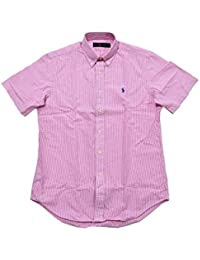 b8e68ff32a53 Amazon.com  RALPH LAUREN - Pinks   Polos   Shirts  Clothing