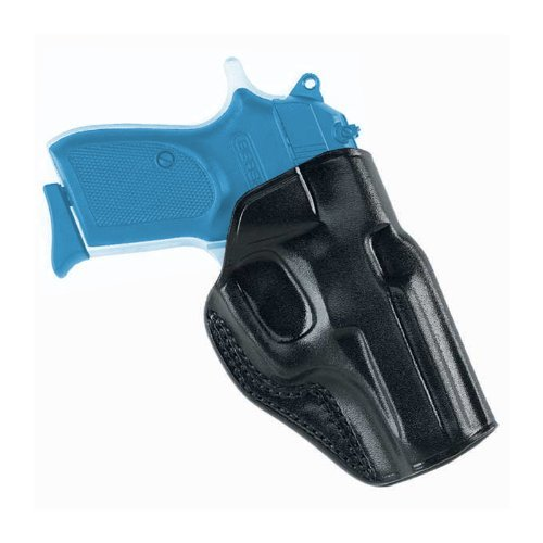 Galco Stinger Belt Holster for Ruger LCR (Black, Right-hand) by Galco...