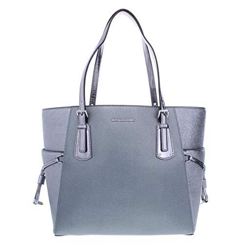 Michael Kors Silver Handbag - 1