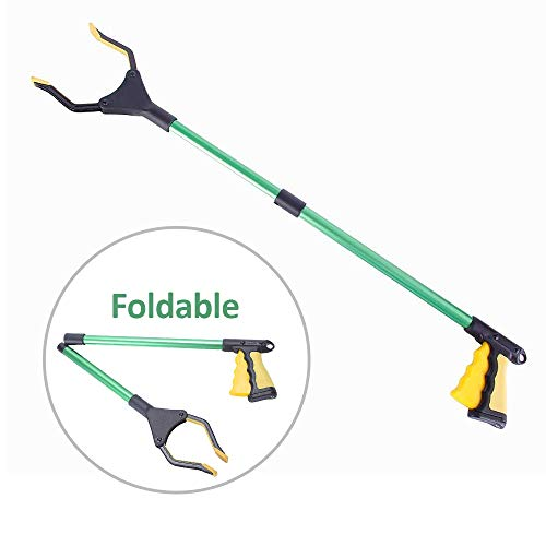 Grabber Reacher Tool for Elderly,Folding Pick up Tool,32