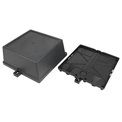 Satellite Multi-switch PVC Enclosure Box Outdoor DIRECTV Junction Heavy Duty Plastic Cable Service Weather Resistant Devise for Component / Electrical Wire Connector / Satellite Dish Multi Switch (Multi Weather Line)