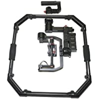 CineMilled Pro Ring 14x4 Handlebar System - 4x Corners, 4x 14 Tubes, 2x Grips