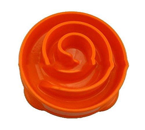 Blytieor Slow Bowl Bloat Preventing Feeder,Dog Bowl,Slow Feed Dog (Bowl Stoneware Lizard)