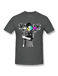 Kazzar Men's Lana Del Rey Gods And Monsters T Shirt