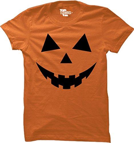 Pumpkin Face - Halloween Teeth WOMENS T-shirt