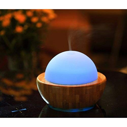 SPT Ultrasonic Aroma Bamboo Base Diffuser/ Humidifier by SPT