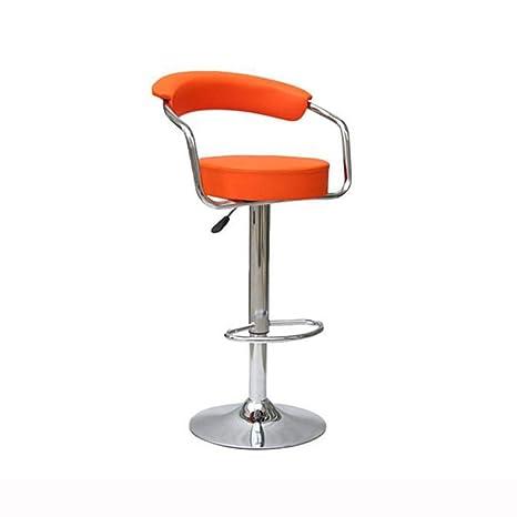 Amazon.com: XUERUI - Taburete de bar para sillas de comedor ...