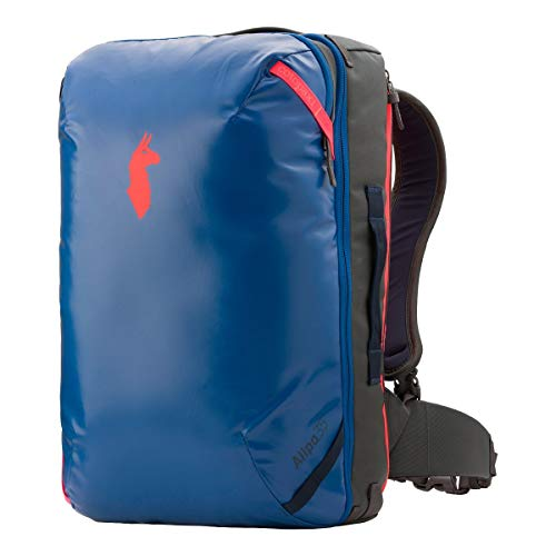 Cotopaxi Allpa Travel Pack - True Blue 35L