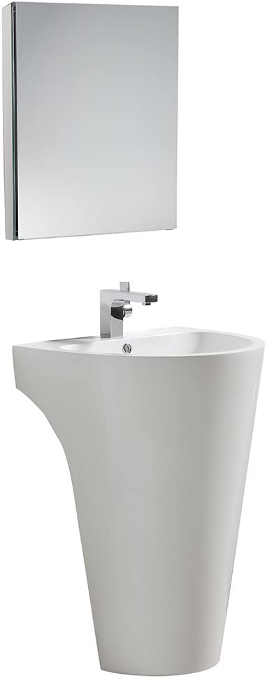 Kraus GV-580 Copper Illusion Glass Vessel Bathroom Sink