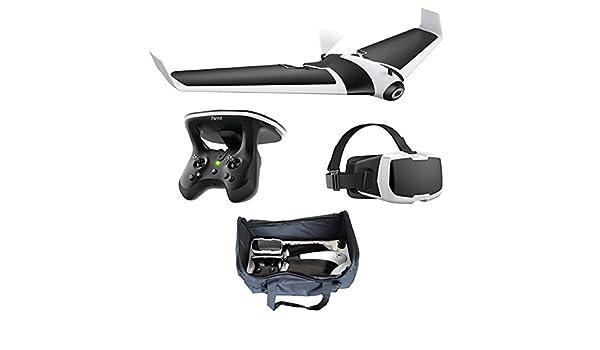Pack FPV Drone Disco ala Volante + cockpitglasses + Skycontroller ...