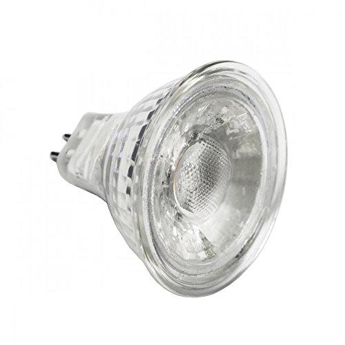 (LED MR16 5W 120V 5000K Light Bulb Replaces 50W GX5.3 2-Pin)