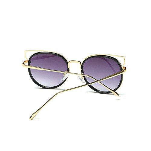 Aoligei Fashion Sonnenbrille Classic Broadway Popstar mit Sonnenbrille uIvULo