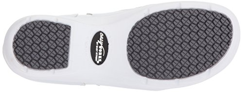 Easy Works Women's Bentley Health Care Professional Shoe, White, 9 M US by Easy Works (Image #3)