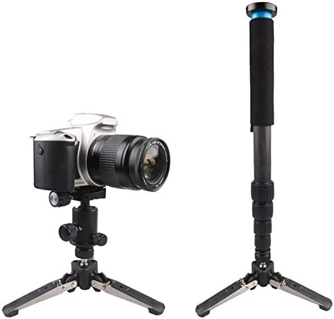MEETBM ZIMO,Universal Three Feet Monopod Stand Base for Camera Camcorder