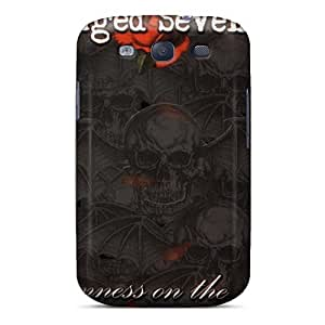 Great Cell-phone Hard Cover For Samsung Galaxy S3 (YfX8840uGVq) Provide Private Custom Beautiful Avenged Sevenfold Image