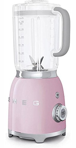 Smeg BLF01PKUS 50s Style Blender, Pink For Sale