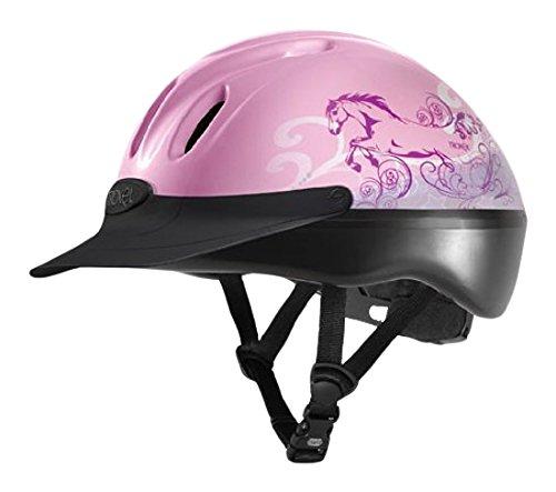 Troxel Spirit Schooling Helmet Large Black