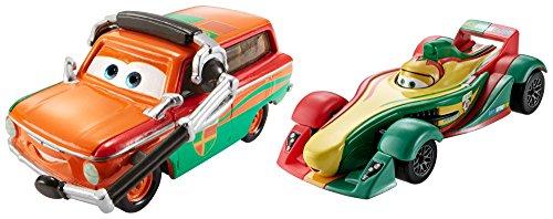 - Disney/Pixar Cars, WGP 2015 Series, Rip Clutchgoneski and Brian Gearlooski Die-Cast Vehicles #14,15/15, 1:55 Scale