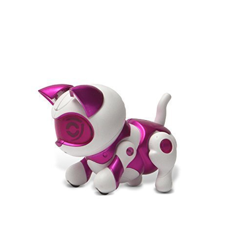 dresses jumpers Tekno Newborns Electronic Robotic Pet - Interactive Kitty Cat - Pink Color