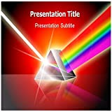 Refraction Powerpoint PPT Templates - Refraction Powerpoint Backgrounds